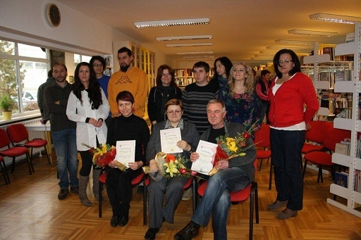 Short story competition finalists