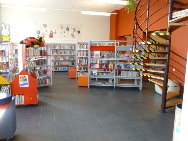 Library Tielt-Winge